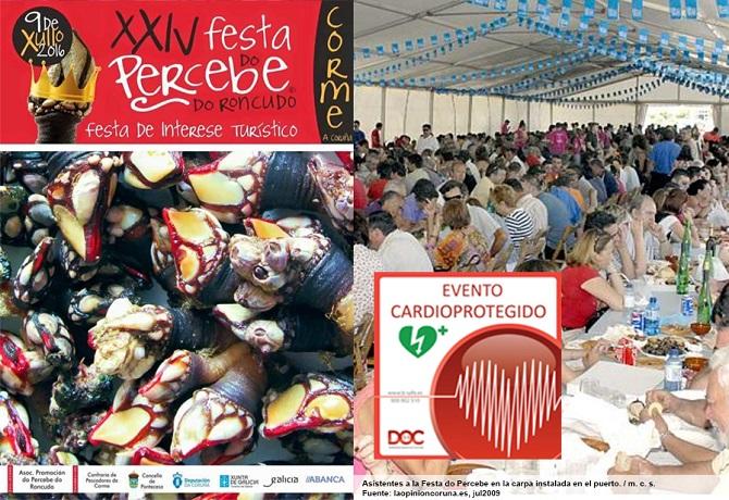 Festa do Percebe_cardioprotegida_desfibrilador