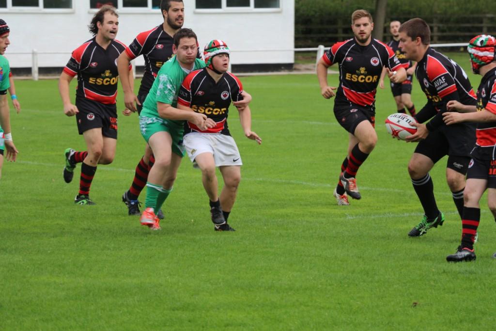 Foto Rugby Inclusivo