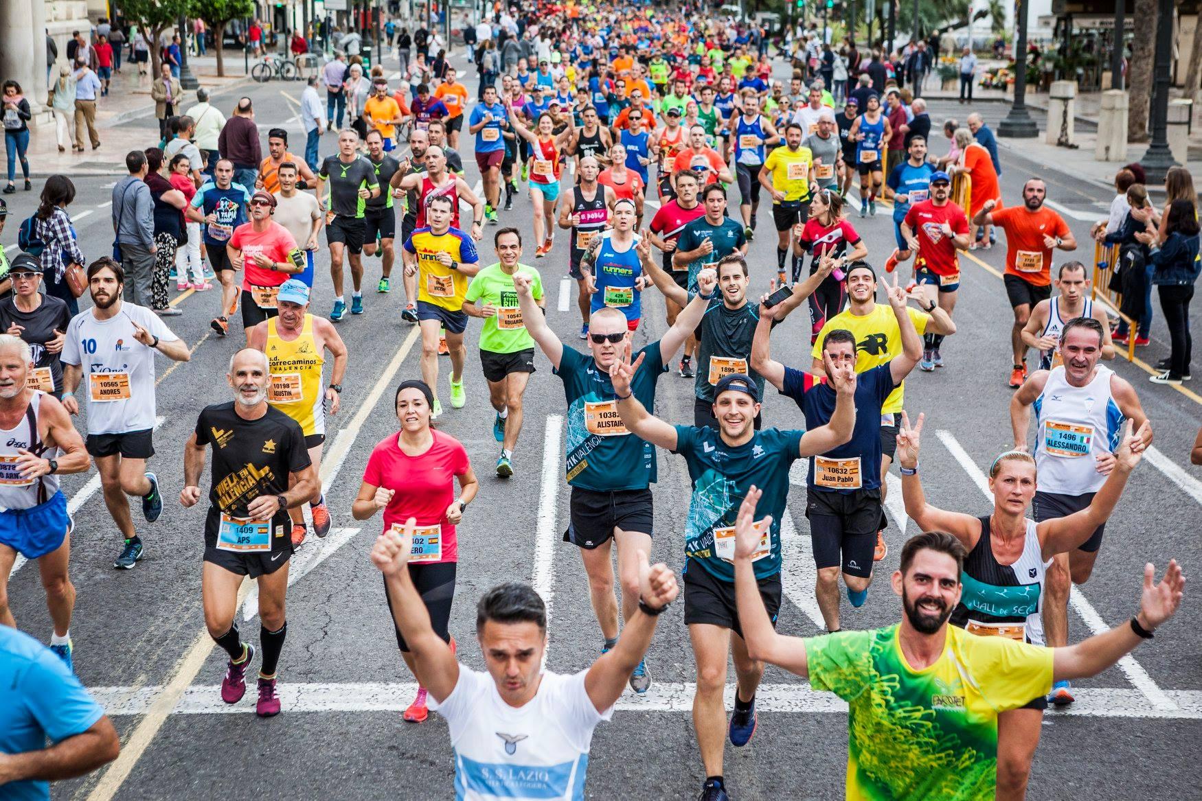 media maraton valencia cardioprotegida