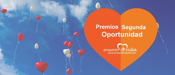 Premios a proyectomasvida por la caridoproteccion