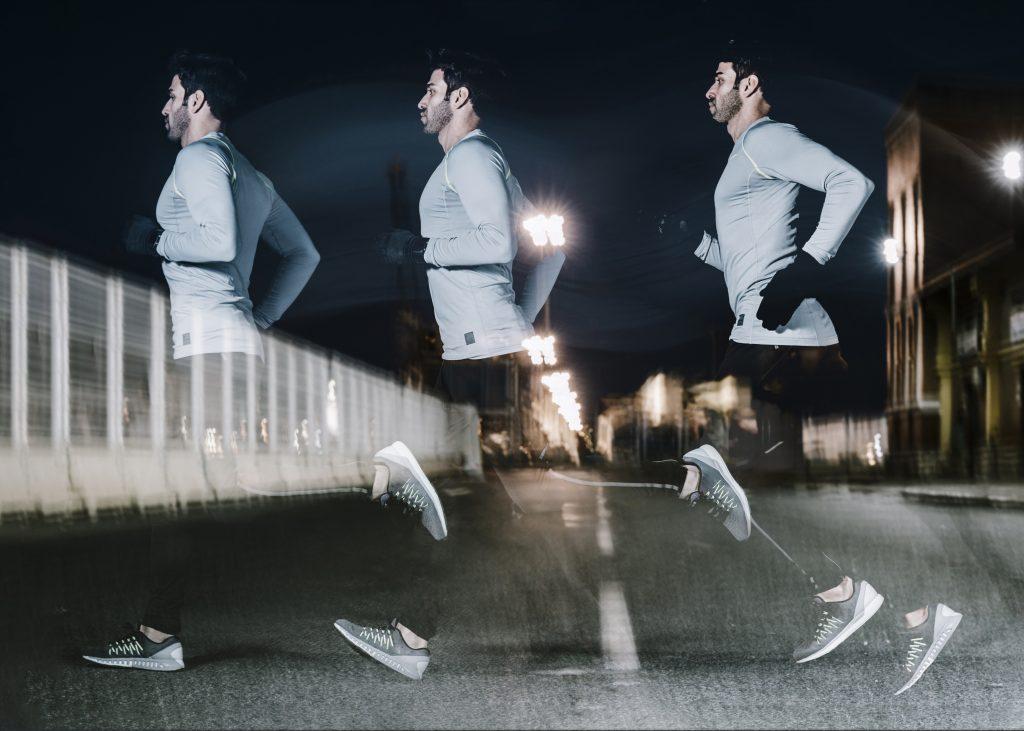 Running por la noche