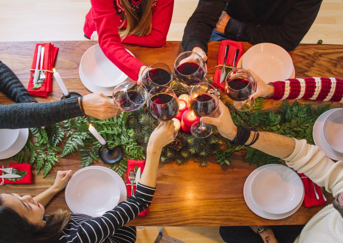 recetas saludables en navidad
